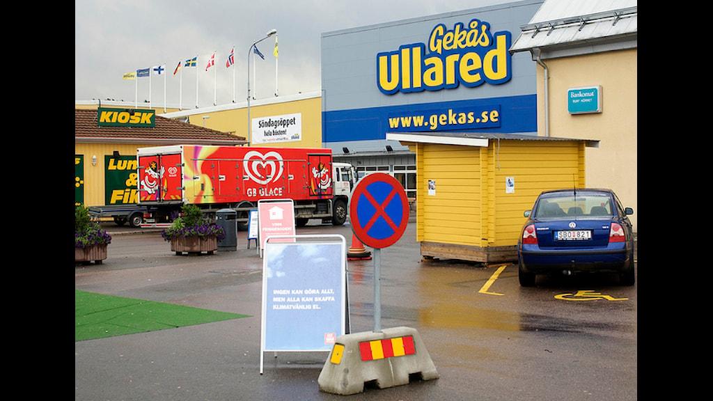 Туристы дают прибыль в шведскую казну