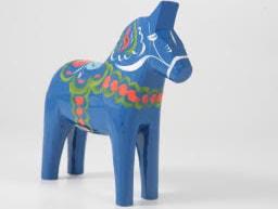Даларнские лошадки - шведский сувенир