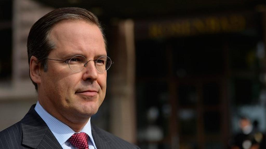 Шведский министр финансов покидает пост