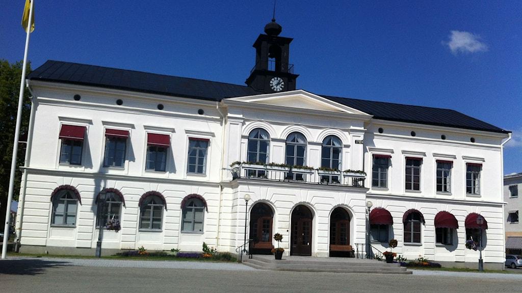 Köping Rathaus Schweden