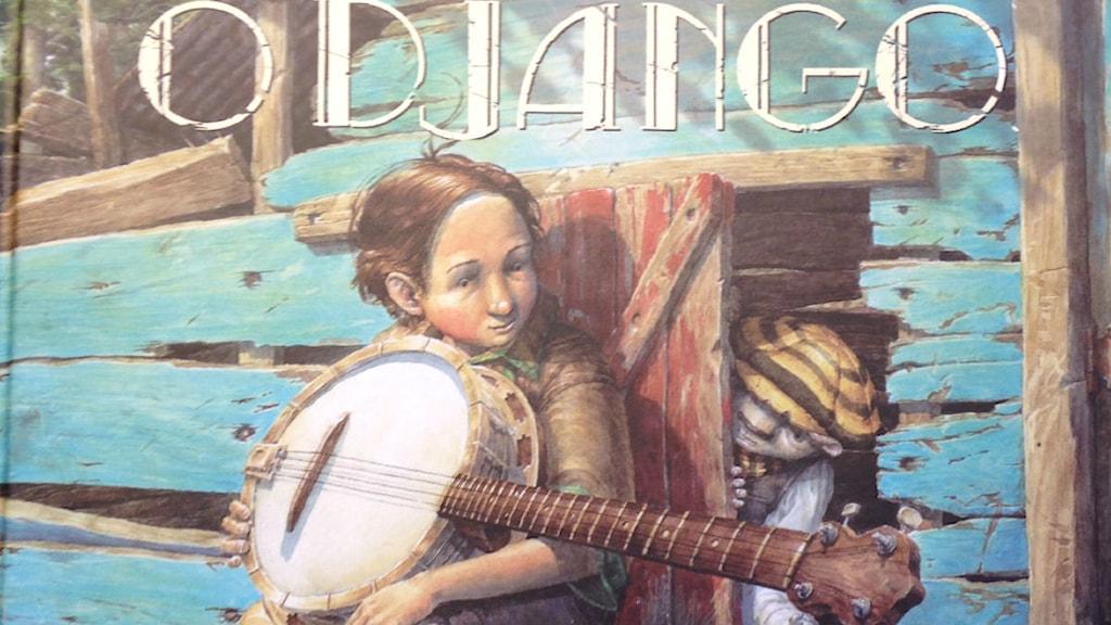 O Django - khatar Levi Pinfold