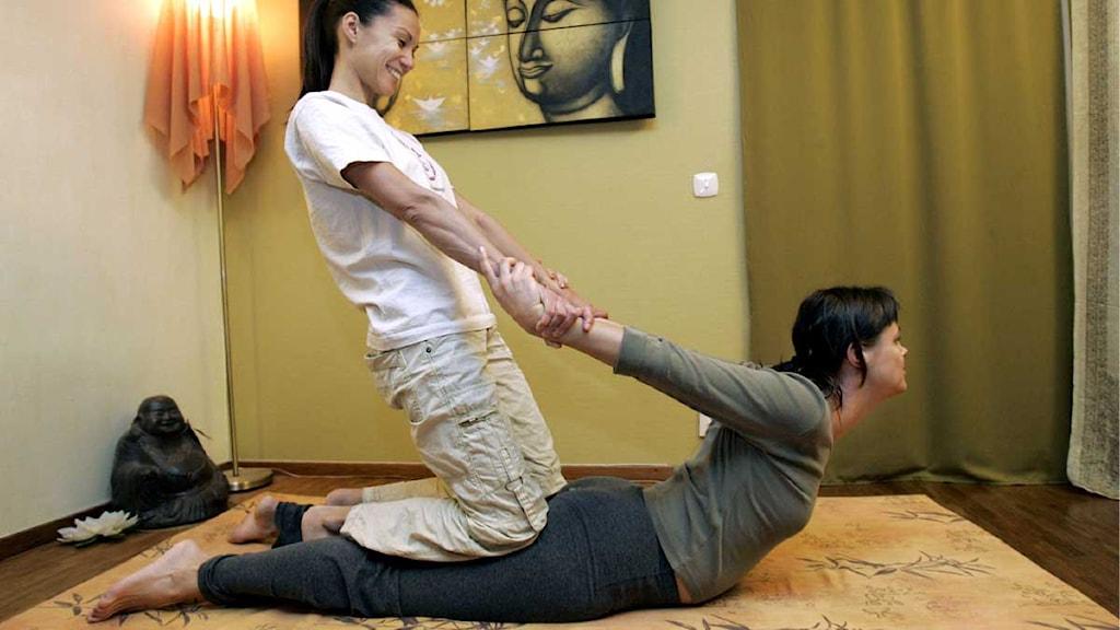 sex och thaimassage partille
