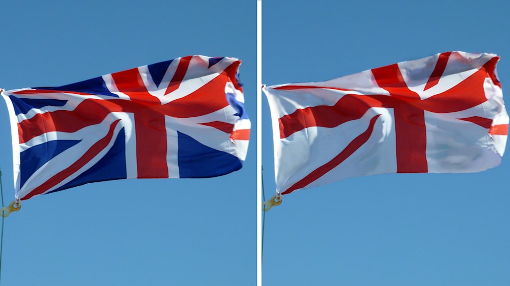 Vad betyder det om Skottland blir självständigt? Foto: Becks/Wikimedia Commons/CC-BY-2.0. Manipulation och montage: Jesper Cederberg/Sveriges Radio