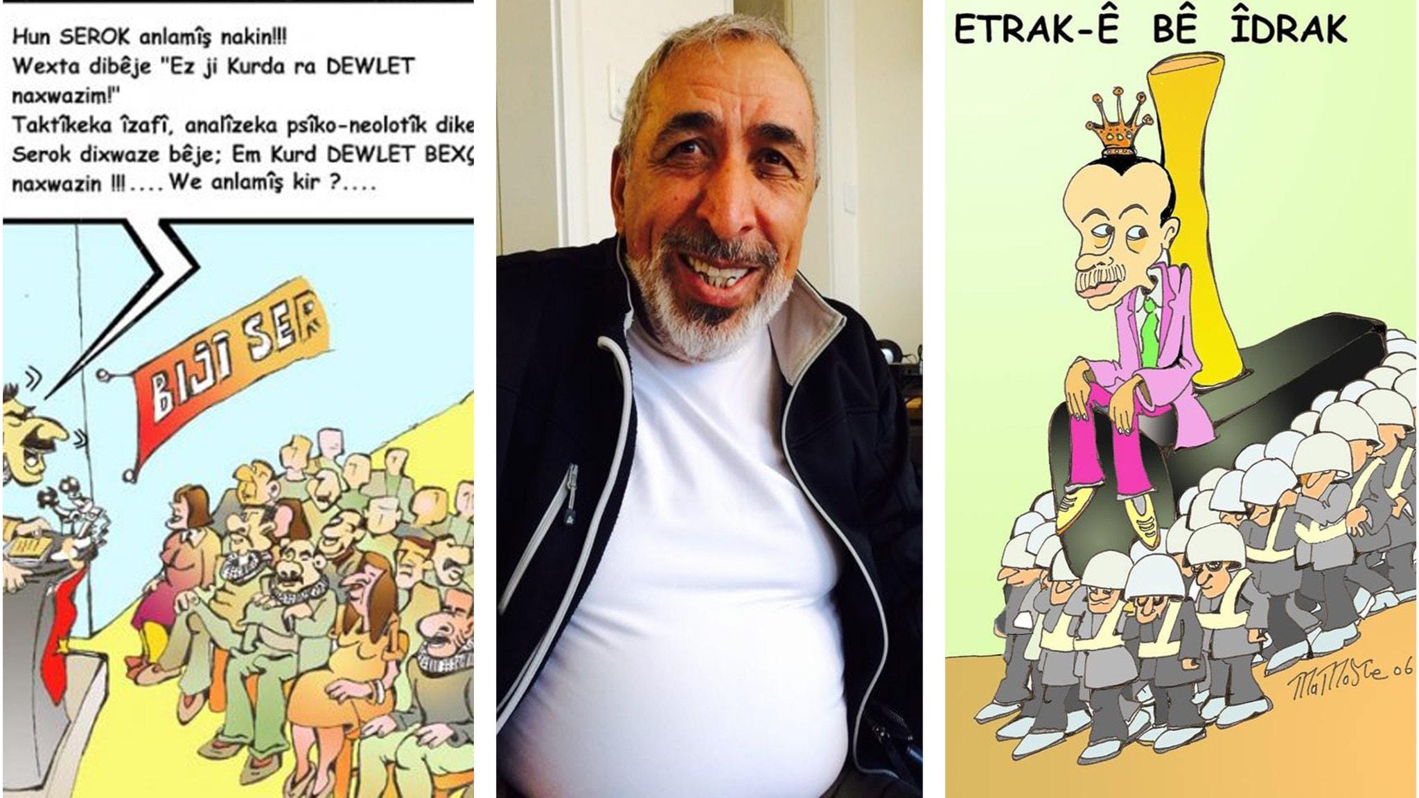 Çima Nûjen ?ûjina xwe ewqas di PKKê re dike?