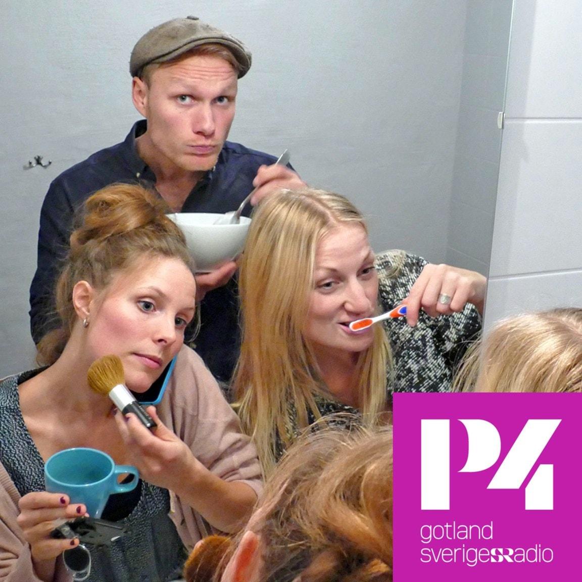 Med Amanda, Hanna & Olle
