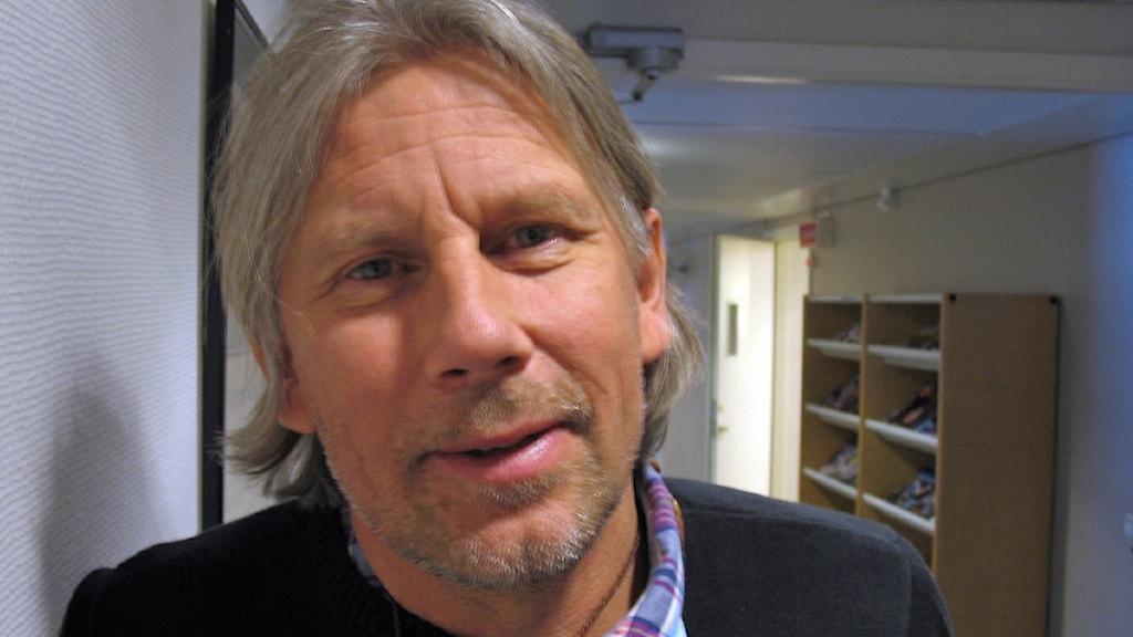 Michael Lindblad. Foto: Thomas Sarri
