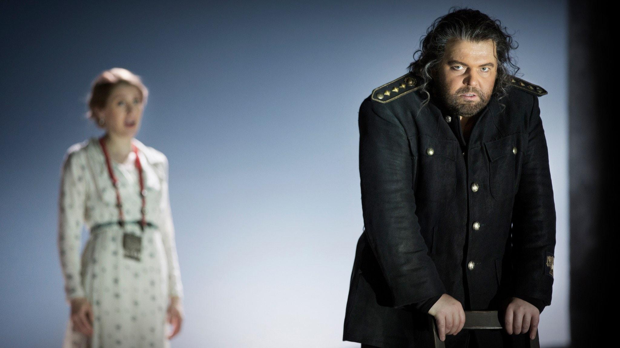 Otello - en mörk opera om människans sämsta sidor