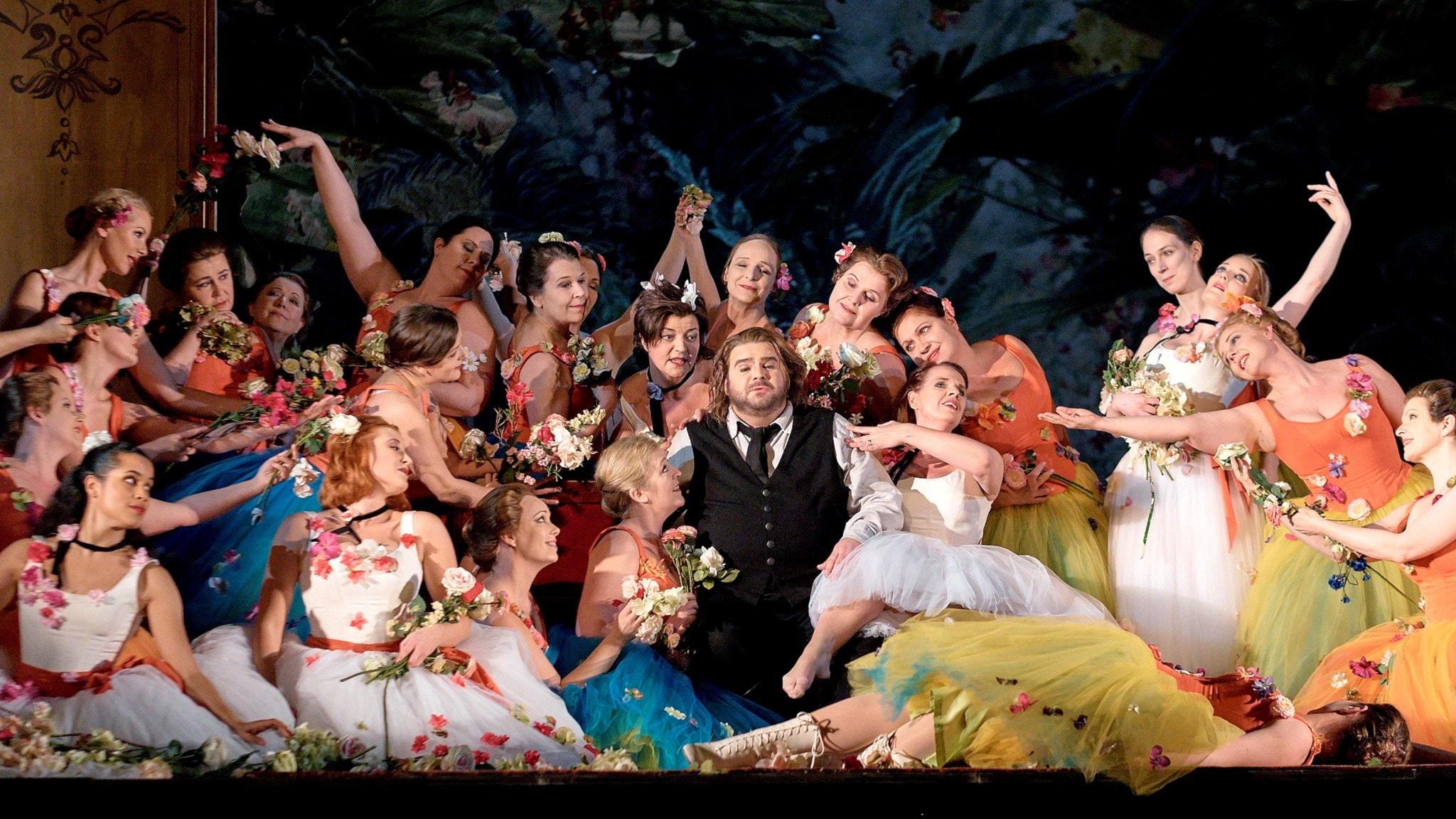 """""""Parsifal"""" av Richard Wagner"""