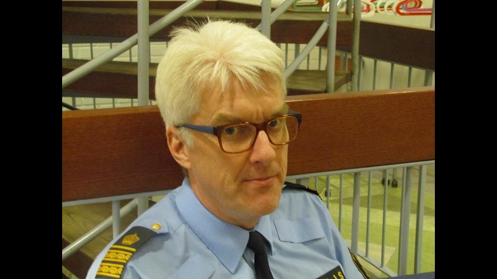 Förhörts i den omfattande polisutredningen foto karin johansson