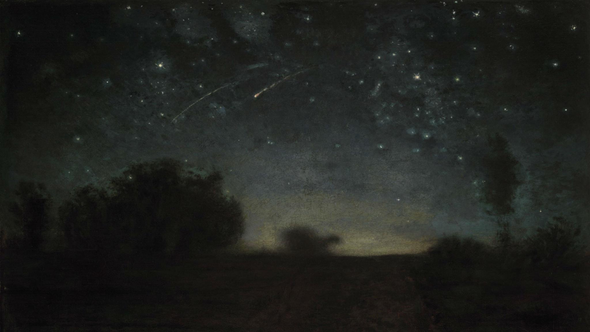 Mats Rondin i minne och en stjärnklar natt