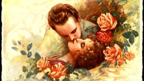 Rosor, kyssar och galenskap