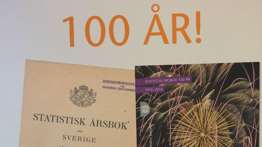 SCB 100 år årsbok. bild Kavoos Akhtari. SR-International