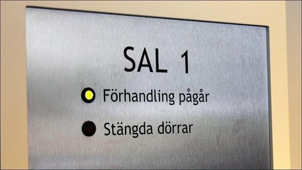 Foto: Stig-Arne Nordström/Sveriges Radio