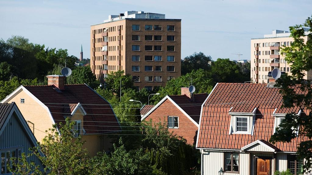 hyra lägenhet stockholm