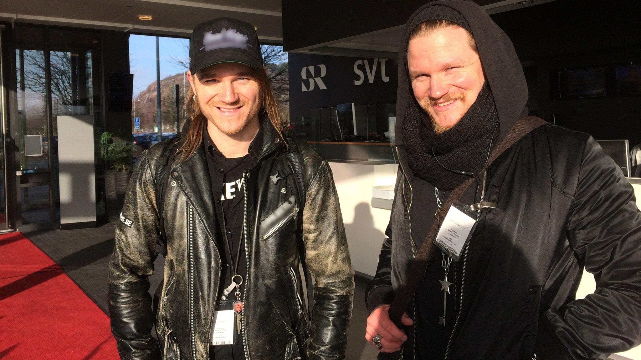 Jarno, Jari ja Jere Kinnunen Kohtauspaikalla