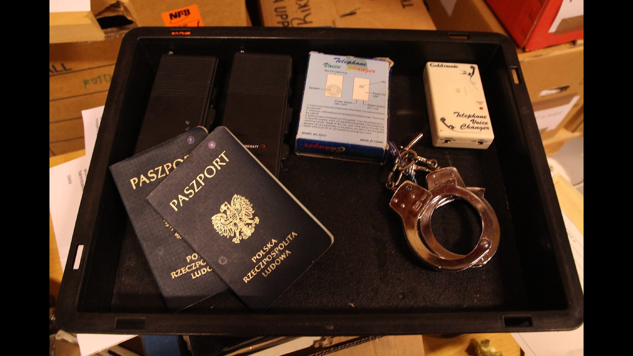 Kidnappningsförsöket på Peter Wallenberg och den sovjetiska kartläggningen