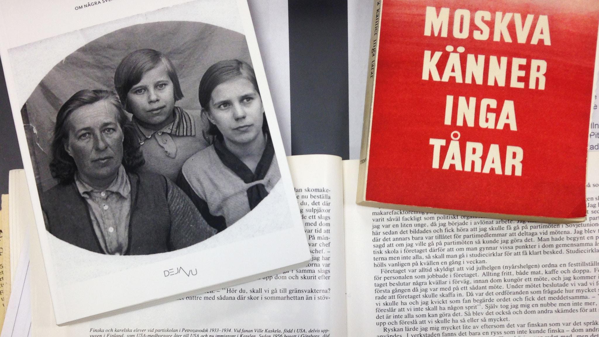 Kirunasvenskarna – drömmen om Stalins Sovjet