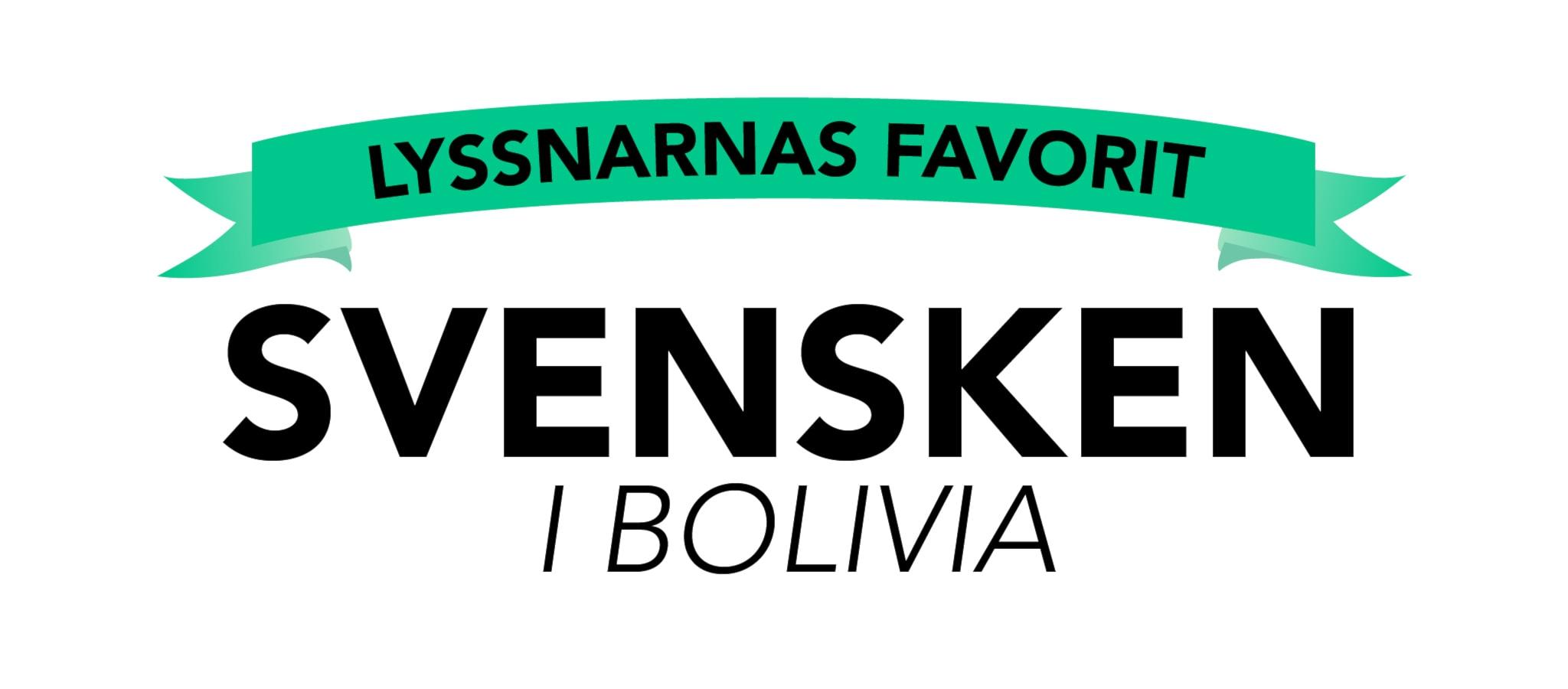 Svensken i Bolivia