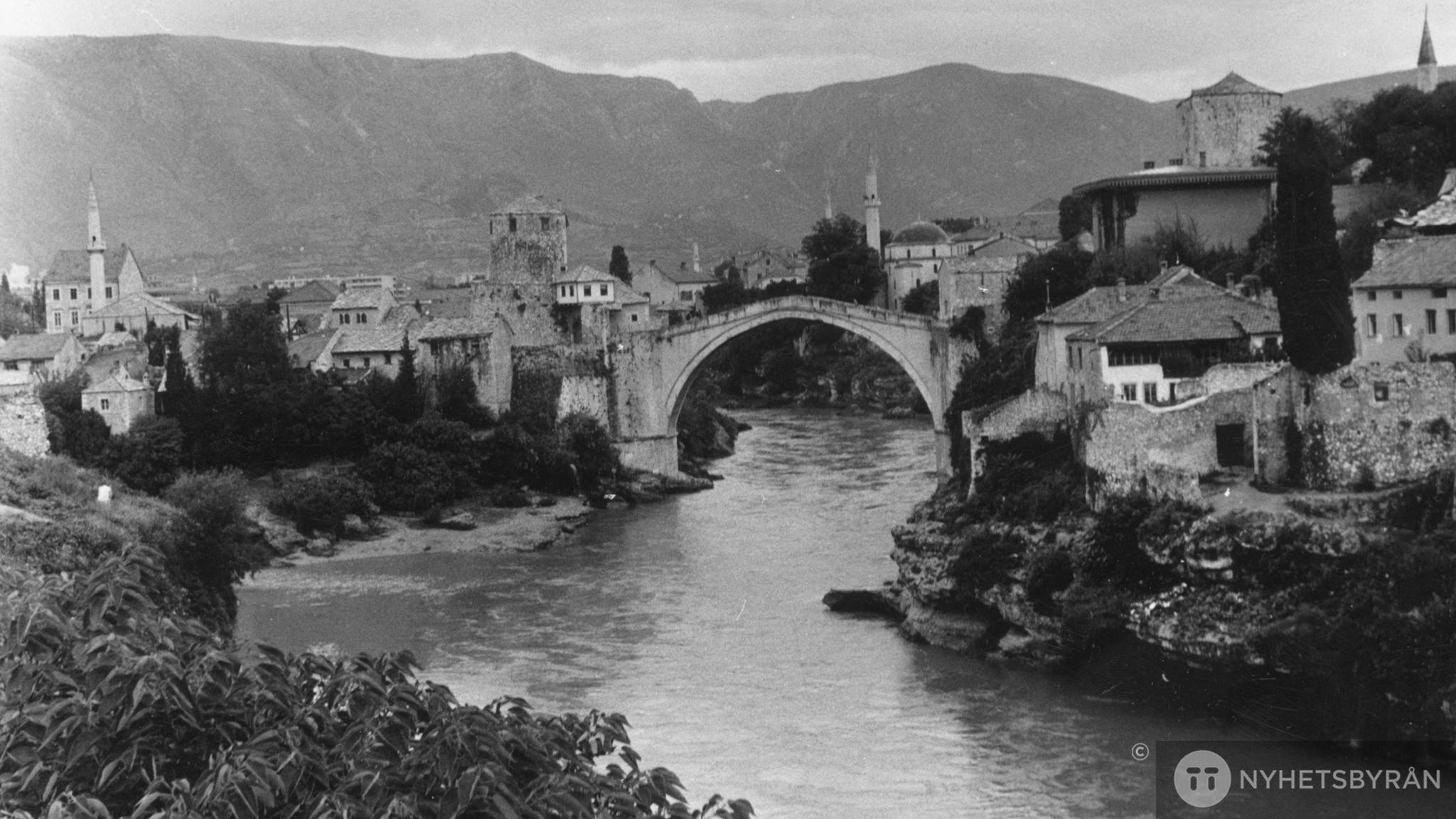 Slaget om Mostar