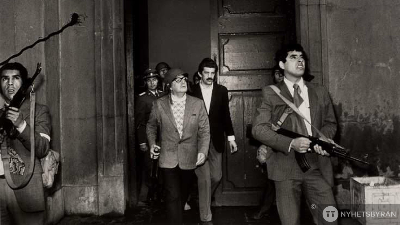 Statskuppen i Chile