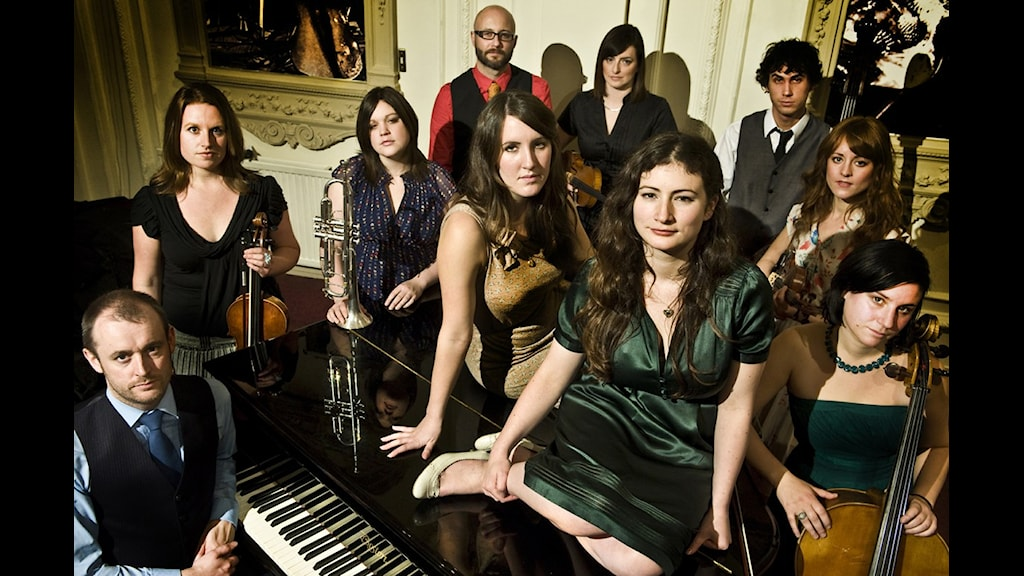 The Unthanks - Pressfoto Judith Burrows, från skivbolaget