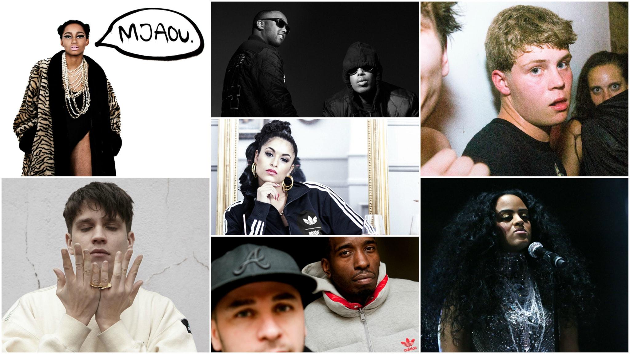 Den svenska hiphopdrömmen 2014 – korta versionen