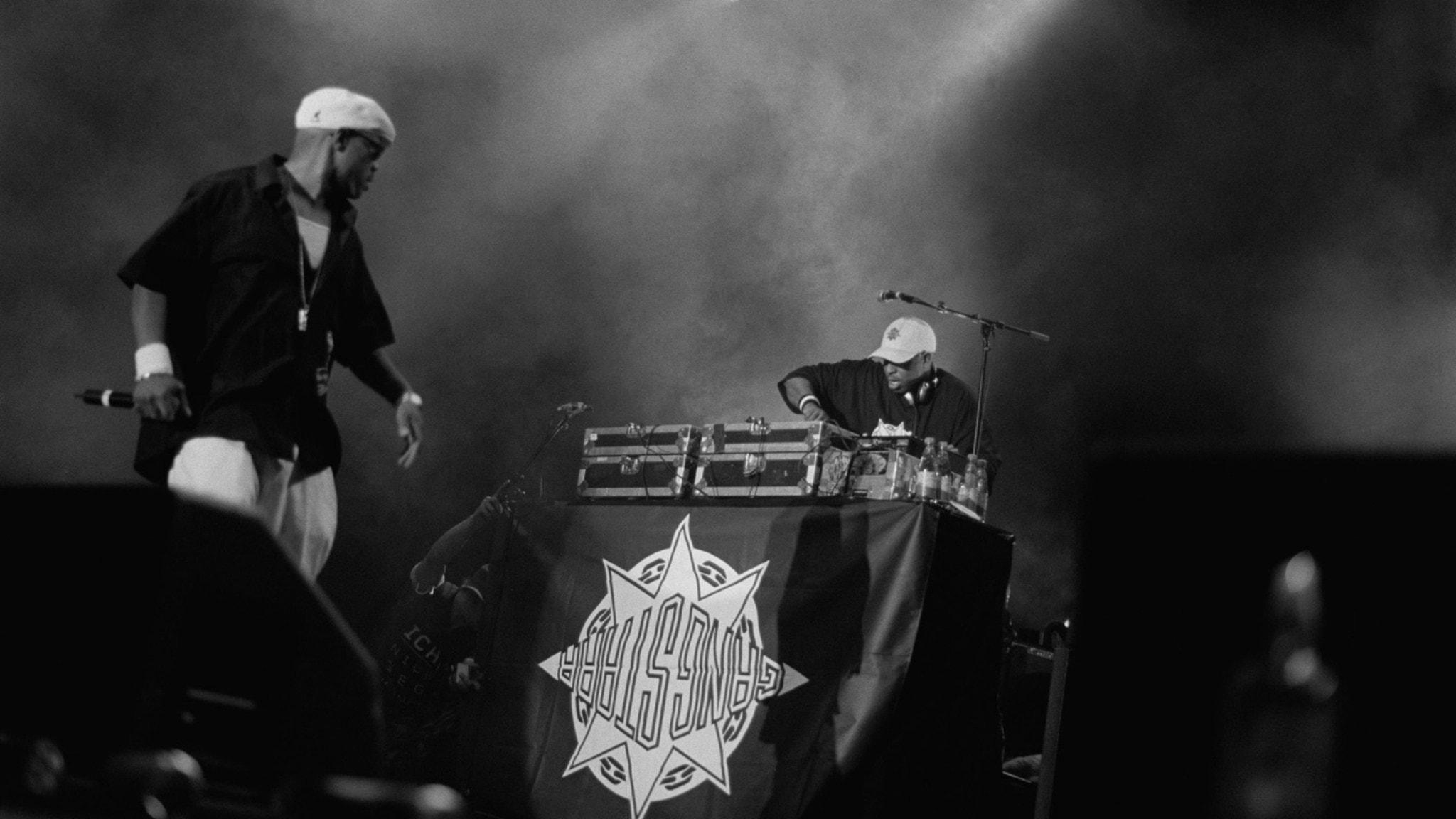 Gang Starr – beats & bitmärken
