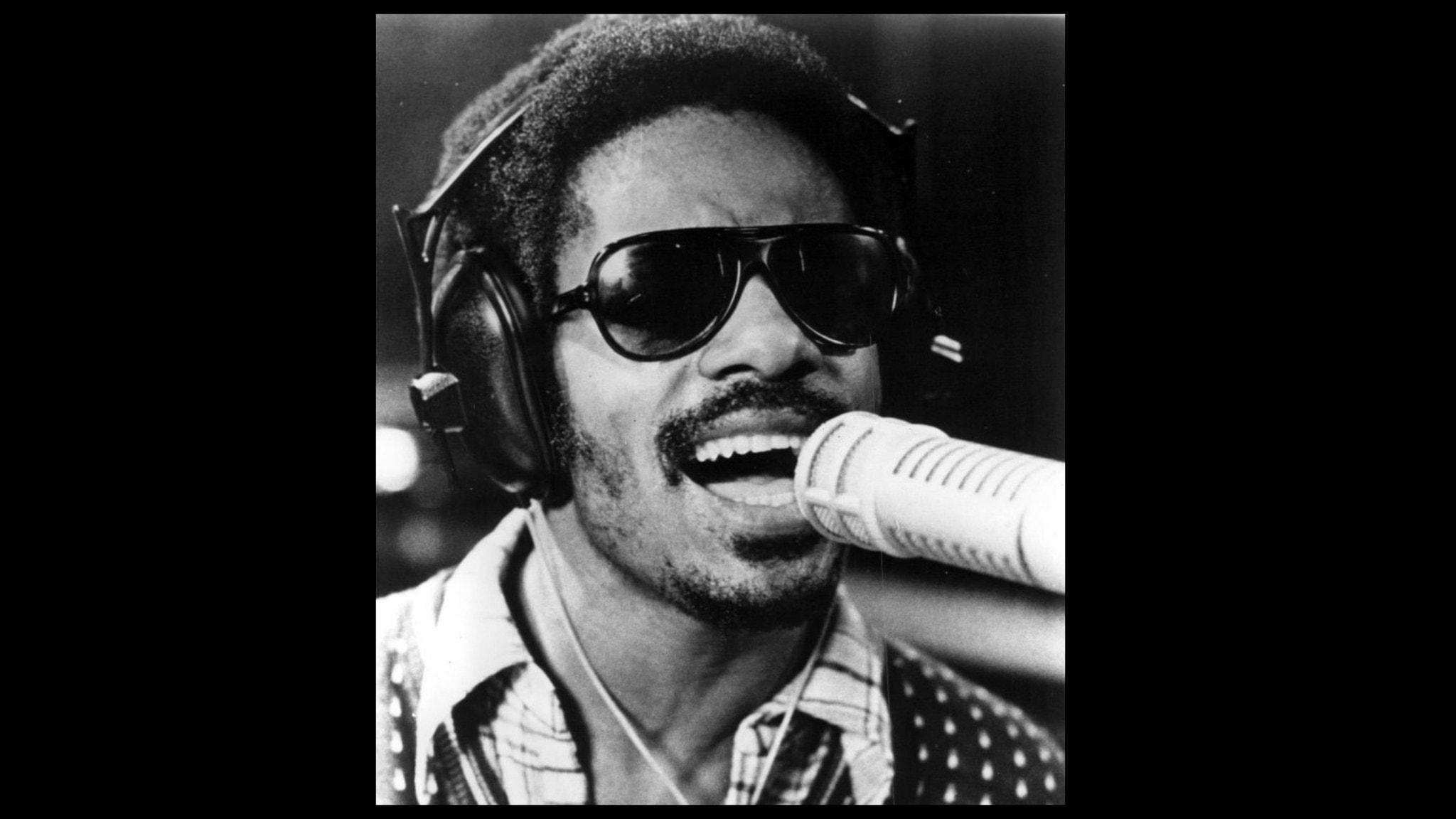 Stevie Wonder i en ocean av melodier