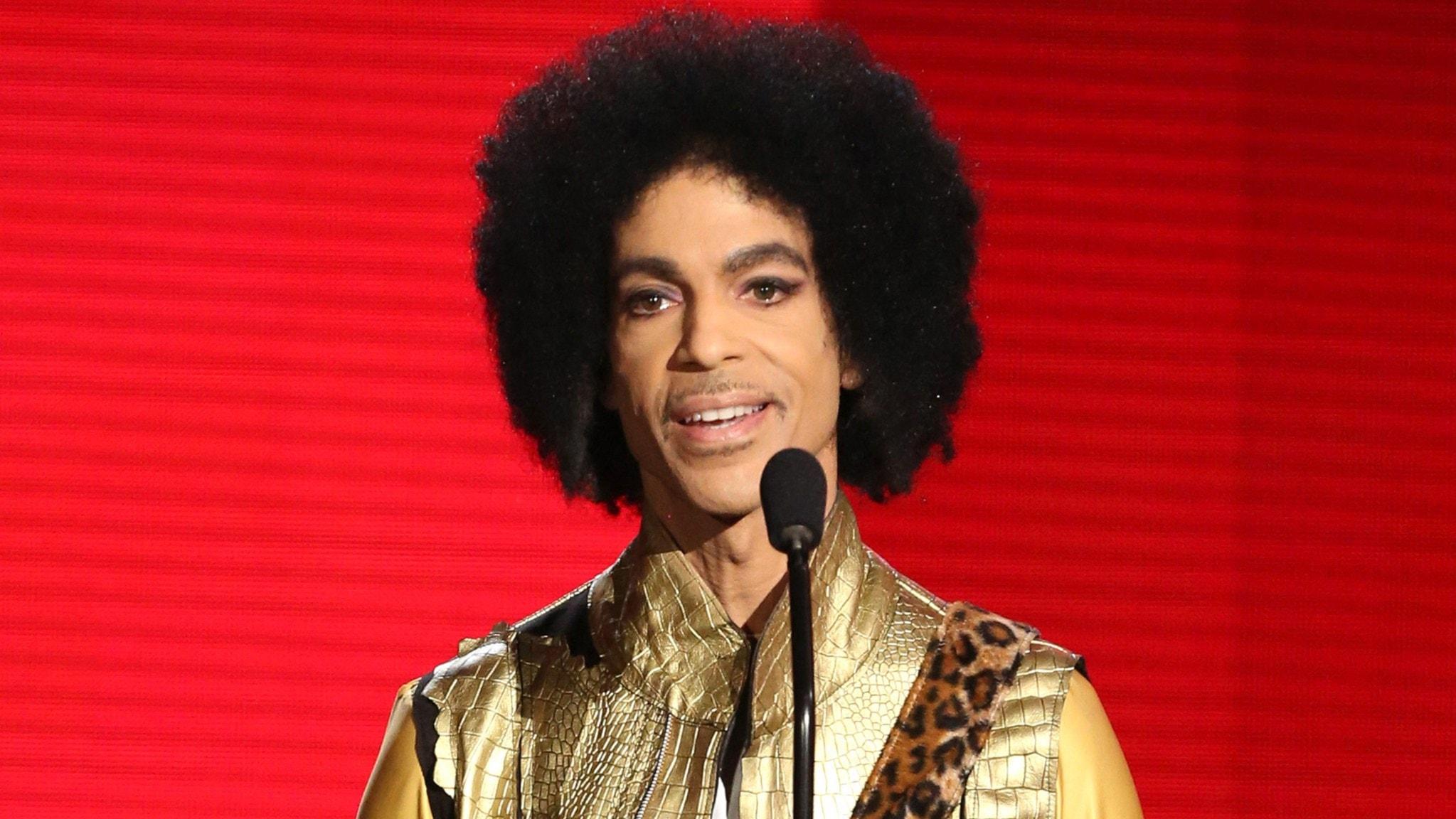 Prince – mannen som förändrade världen