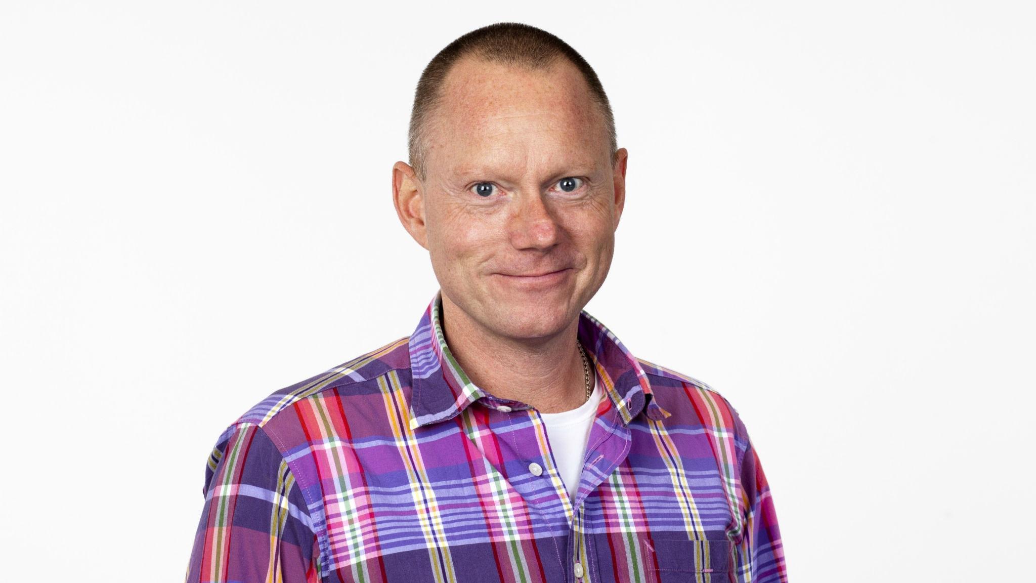 Peder Gustafsson: Min näsa är lite av min personlighet