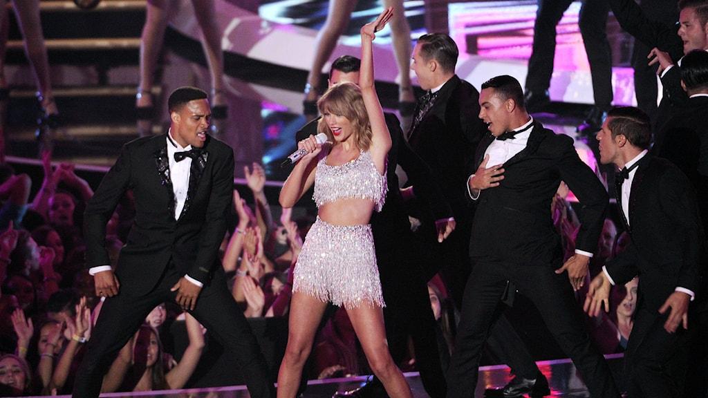 Taylor Swift. Foto: Chris Pizzello / TT