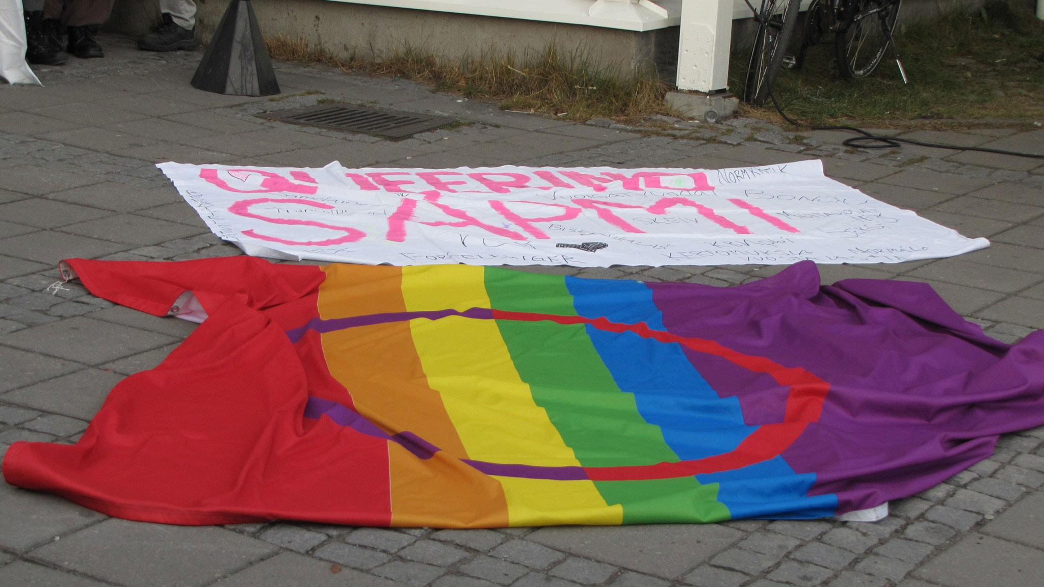 Same, stolt och queer