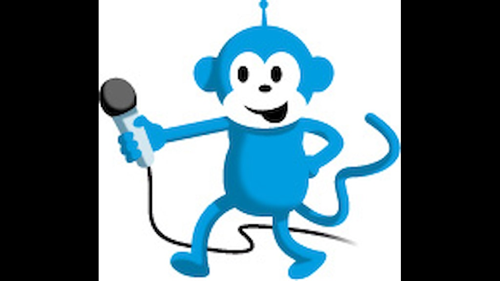 Radioapan intervjuarn barn