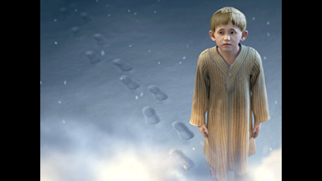 Polarexpressen, så realistiskt animerat att det är läskigt verkligt?