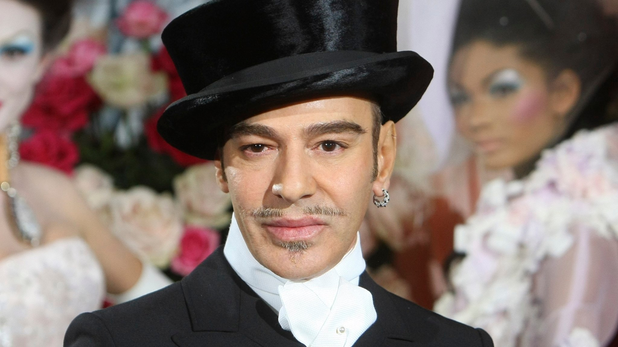 John Galliano – från frysboxen till cool fashion