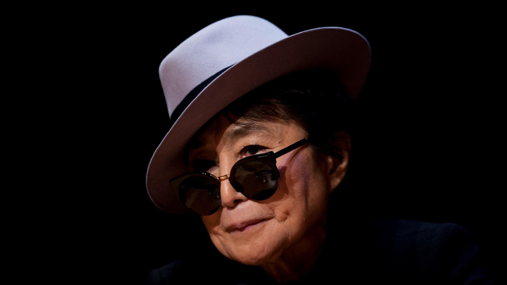 Yoko Ono – mycket roligare än sitt rykte