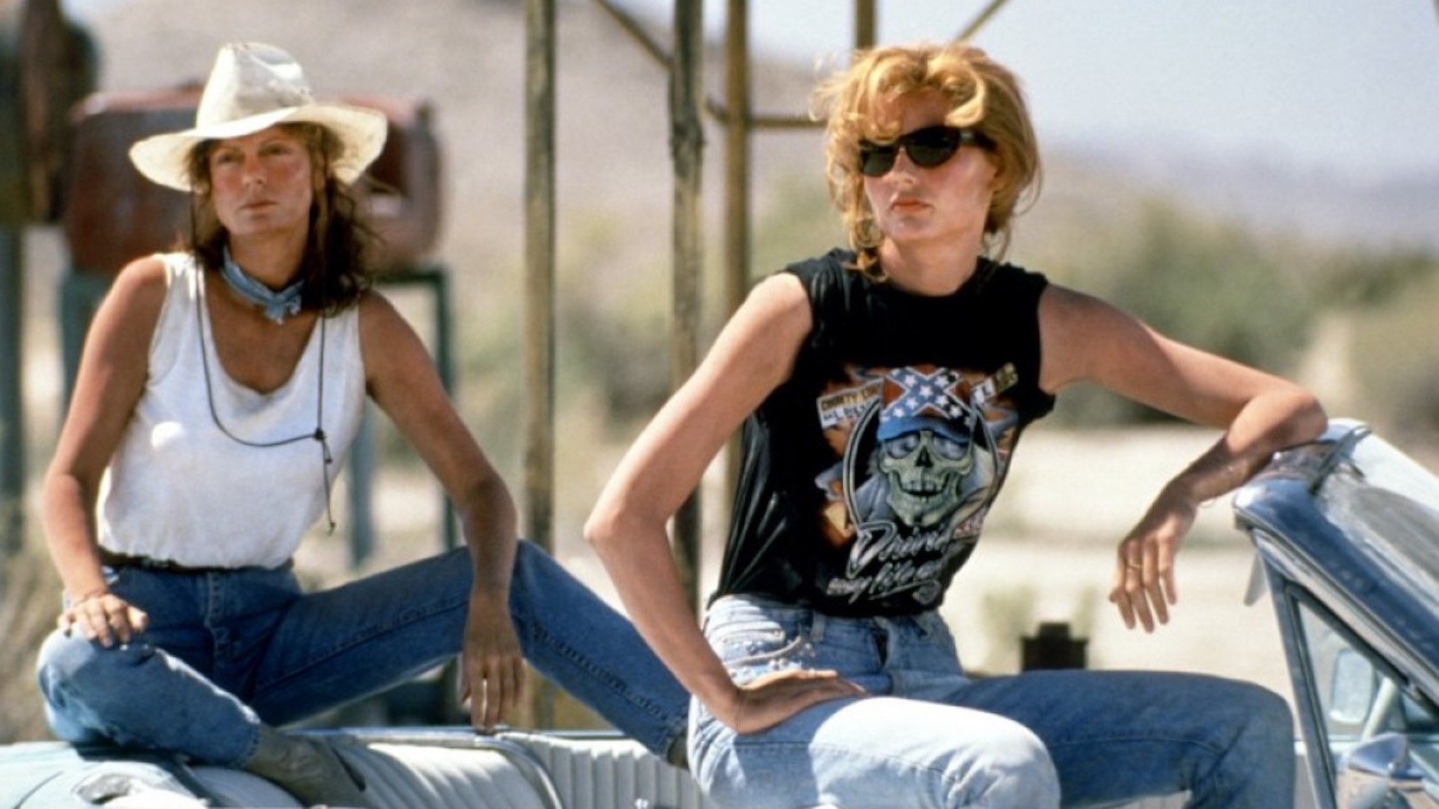 Thelma & Louise – filmhistoriens coolaste och mest kontroversiella kvinnor?