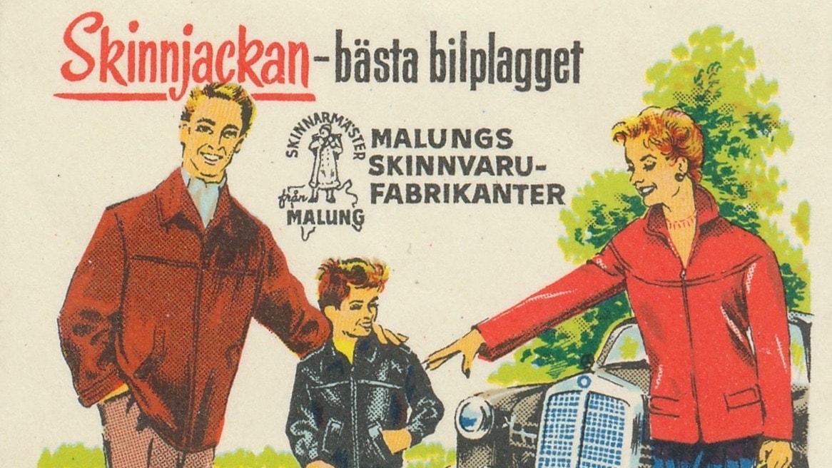Malung – orten som satte skinnmodet på Sverigekartan