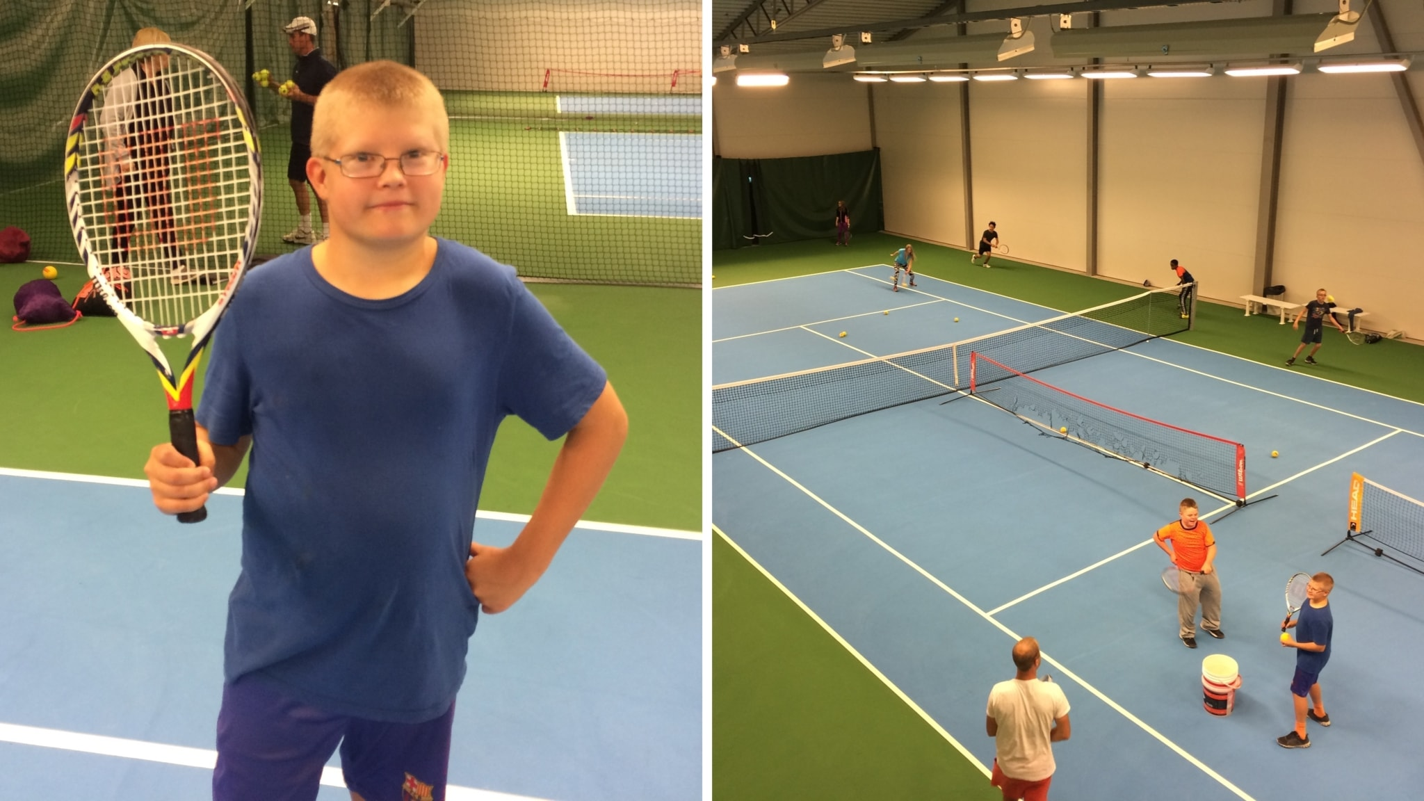 Hur är det att idrotta med funktionsnedsättning