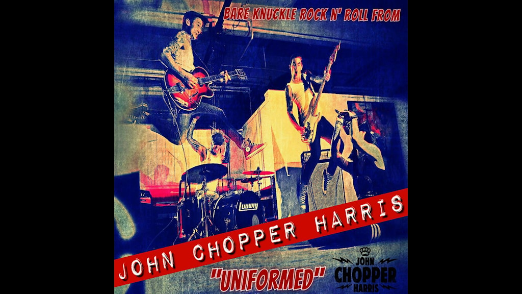 John Chopper Harris. Foto: John Chopper Harris