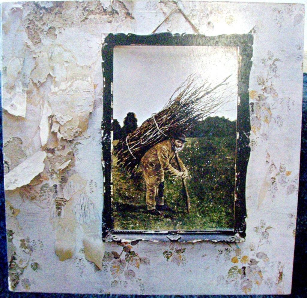 Musikspecial i P4 Hårda albumklassiker: Led Zeppelin
