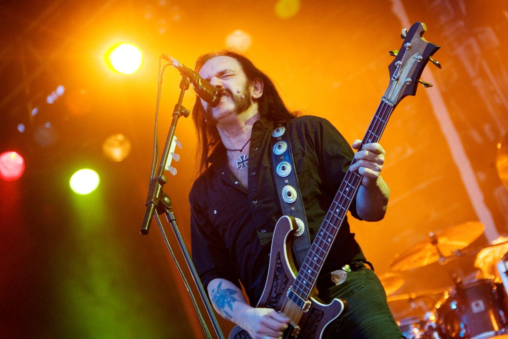 Musikspecial i P4 Hårda albumklassiker: Motörhead - Ace of Spades