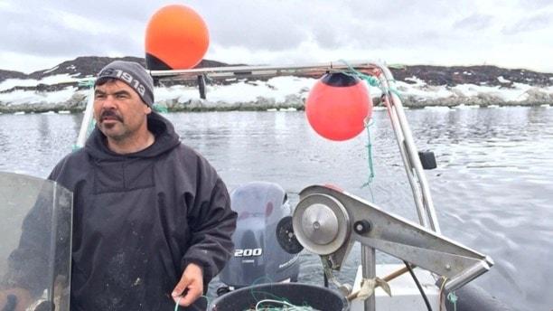 Grönland och klimatet