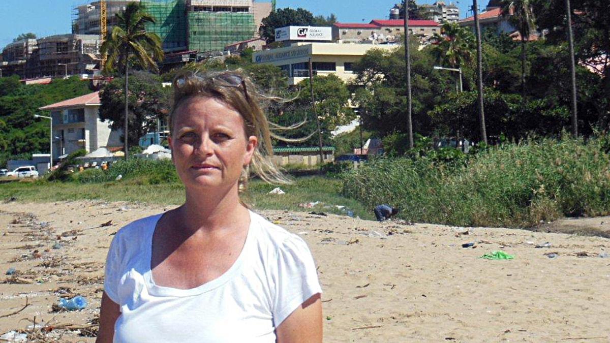 Maria Sjöqvist om protester och en sviktande ekonomi i Sydafrika
