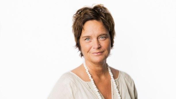 Agneta Furvik från valets USA