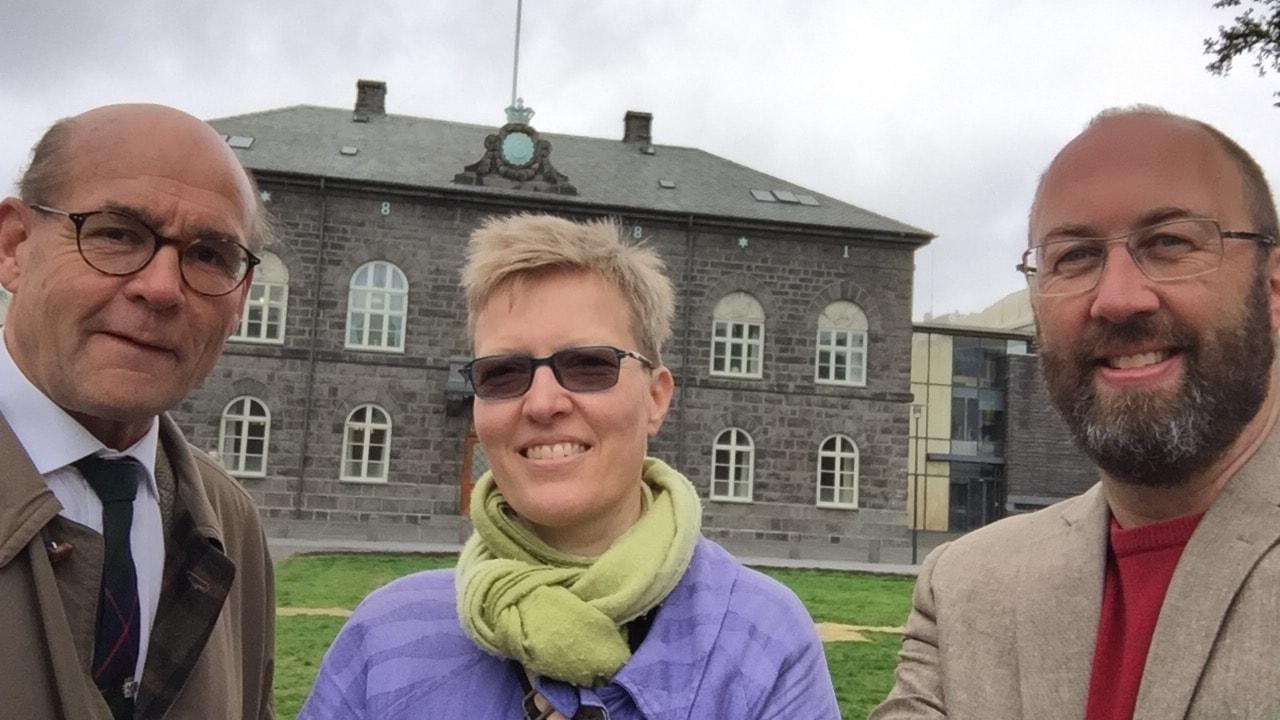 Jens Möller om krisernas Island - skam, vrede och stolthet