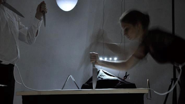 Pukslaget: Magdalena Meitzner och symbolernas musik