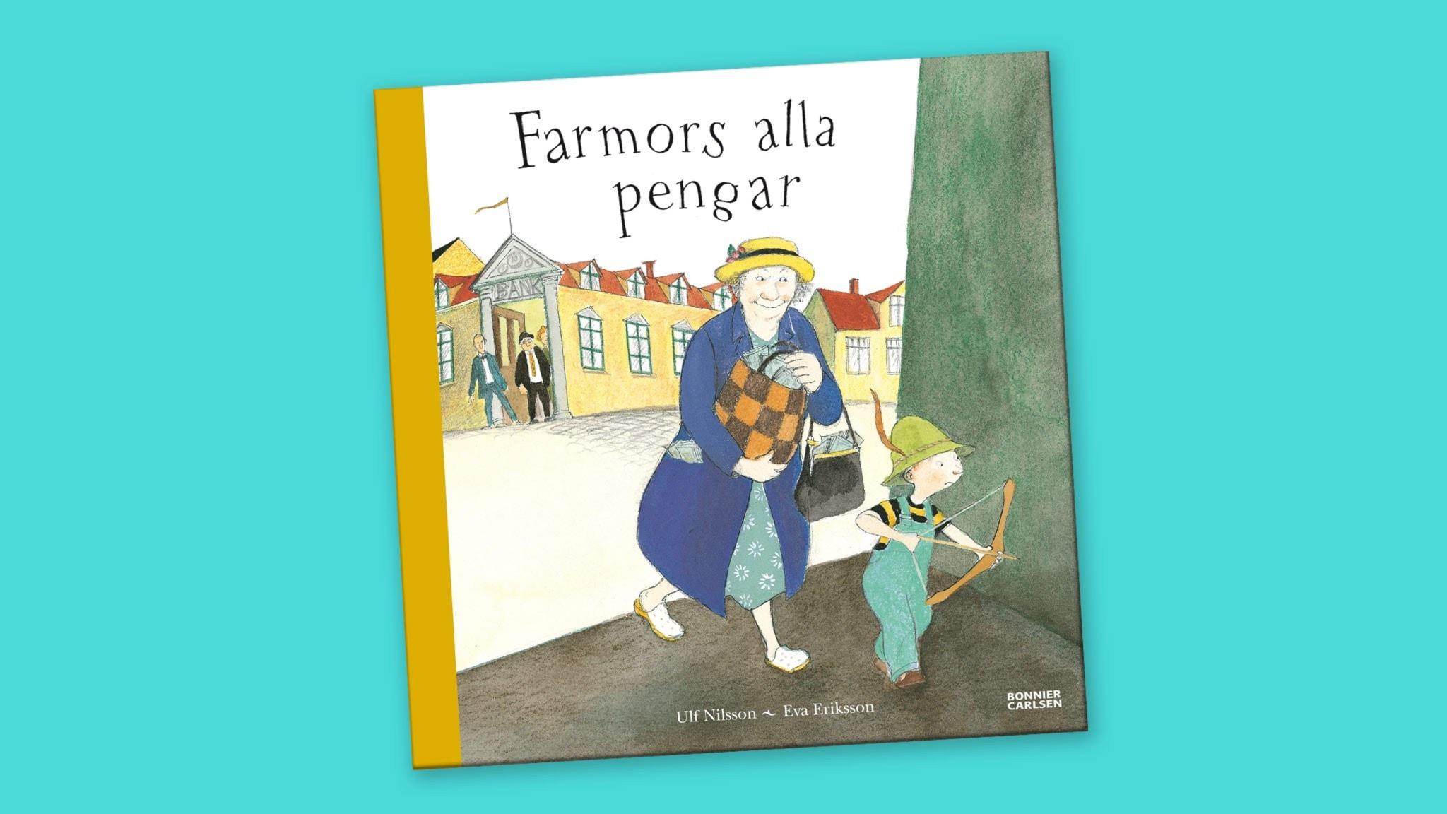 Godnattsagor: Farmors alla pengar del 1