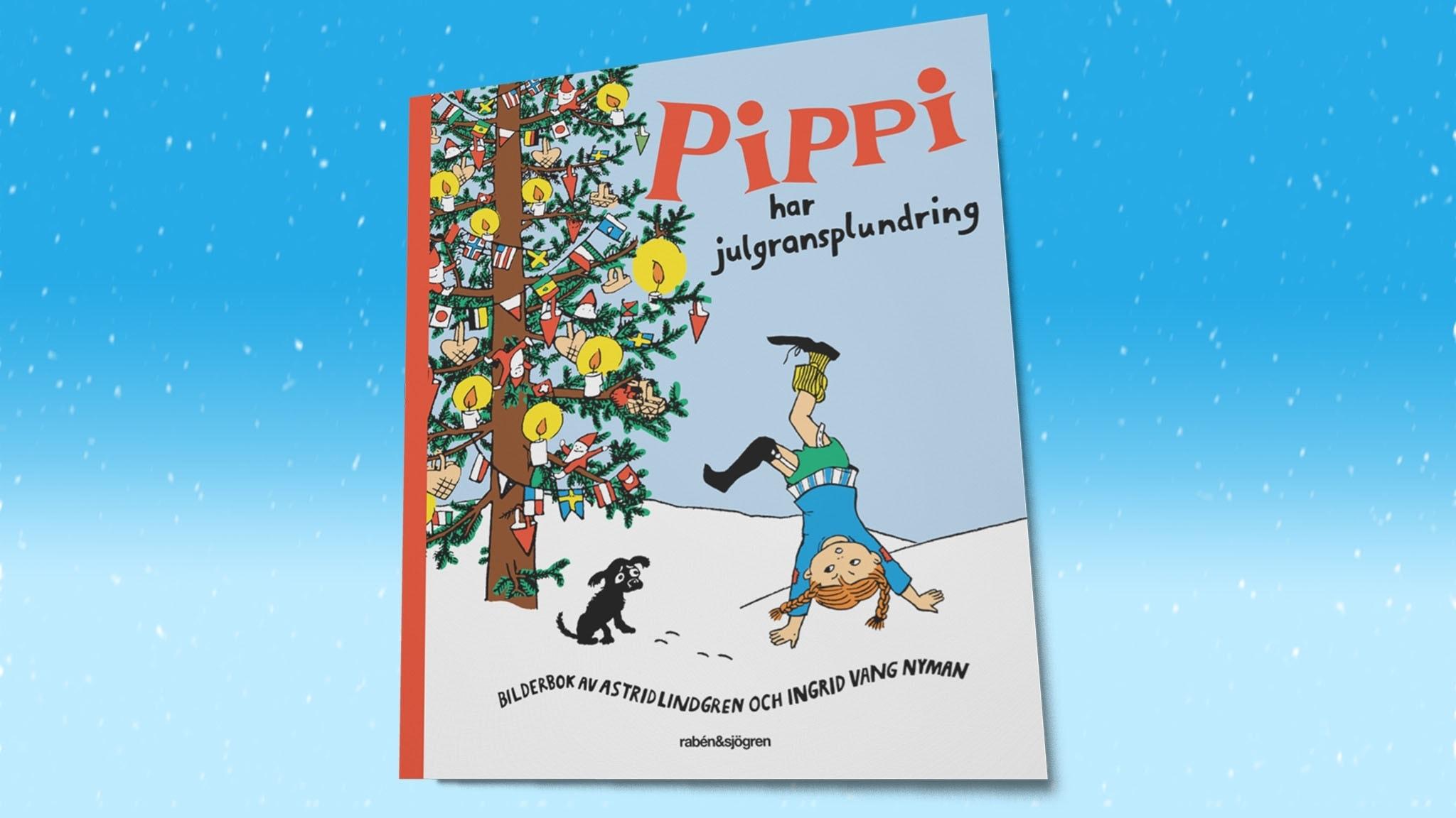 Pippi har julgransplundring, del 1