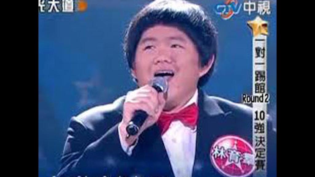 Lin Yu Chun, bild från videon
